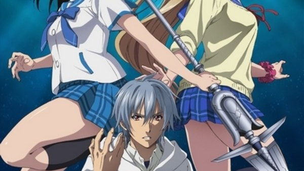 Strike the Blood III - Ep. 4 - The Time of My Life I