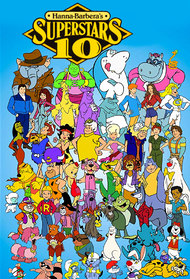 Hanna-Barbera Superstars 10