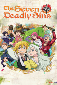 The Seven Deadly Sins (Nanatsu no Taizai)