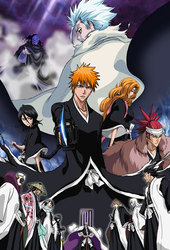 Gekijouban Bleach: The DiamondDust Rebellion Mou Hitotsu no Hyourinmaru