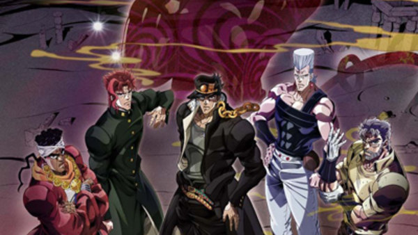 JoJo no Kimyou na Bouken: Stardust Crusaders - Ep. 10 - D'Arby the Gambler, Part 1
