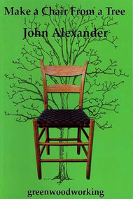 Make a Chair From a Tree