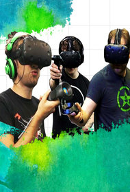 VR the Champions