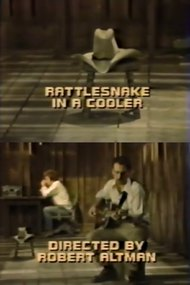 Rattlesnake in a Cooler