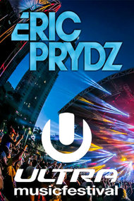 Eric Prydz live at Ultra Music Festival 2014