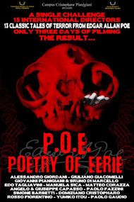 P.O.E. Poetry of Eerie