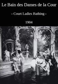 Court Ladies Bathing