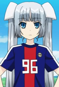 Miss Monochrome: The Animation - Soccer Hen