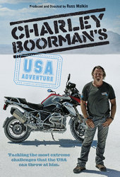 Charley Boorman's USA Adventure