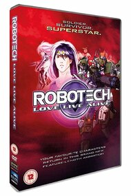 The Making of Robotech: Love Live Alive