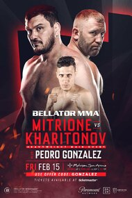 Bellator 215: Mitrione vs. Kharitonov