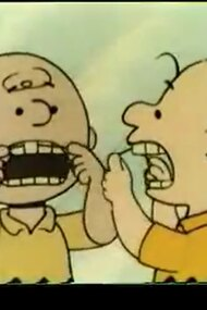 It's Dental Flossophy, Charlie Brown