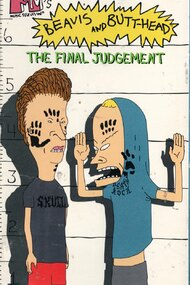 Beavis and Butt-head: The Final Judgement