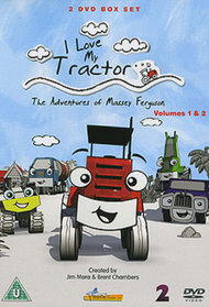 I Love My Tractor the adventures of Massey Ferguson