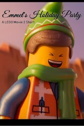 Emmet's Holiday Party: A LEGO Movie Short