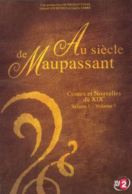 The Age Of Maupassant. Novels and stories of the XIX century