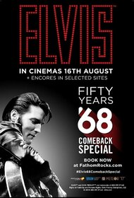 The 50th Anniversary of the Elvis Comeback Special