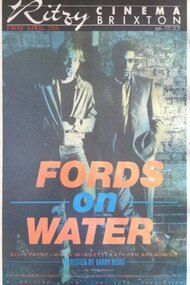 Fords on Water