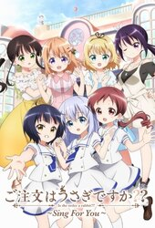 Gochuumon wa Usagi Desuka?? Sing for You