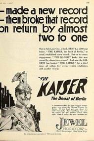 The Kaiser, the Beast of Berlin