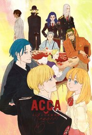 ACCA 13-ku Kansatsu-ka: Regards