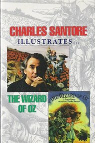 Charles Santore Illustrates The Wizard of Oz