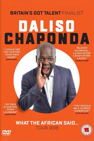 Daliso Chaponda: What The African Said...