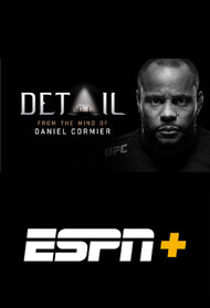 Detail: From The Mind of Daniel Cormier