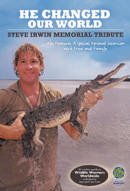 Steve Irwin - He Changed Our World