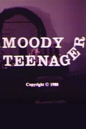Moody Teenager
