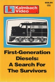First-Generation Diesels - A Search for the Survivors
