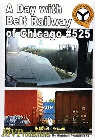 A Day with Belt Railway of Chicago #552