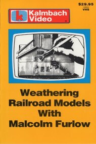 Weathering Railroad Models with Malcolm Furlow