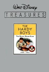 Walt Disney Treasures: The Hardy Boys: The Mystery of the Applegate Treasure