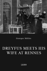 Dreyfus Meets His Wife at Rennes