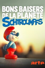 Greetings from Planet Smurf