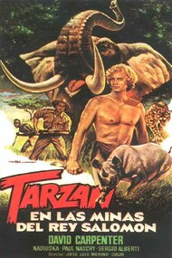 Tarzan in King Solomon's Mines