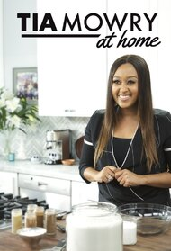 Tia Mowry at Home