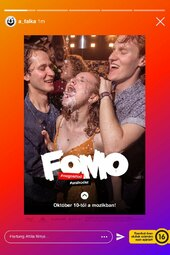 FOMO: Fear of Missing Out