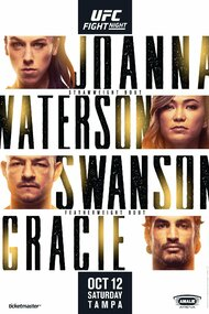 UFC Fight Night 161: Joanna vs. Waterson