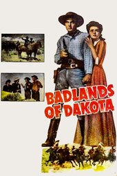 Badlands Of Dakota