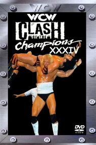 WCW Clash of The Champions XXXIV