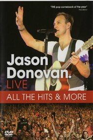 Jason Donovan: Live All The Hits and More