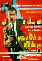 Jerry Cotton: Murderclub Of Brooklyn