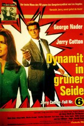 Jerry Cotton: Dynamite In Green Silk