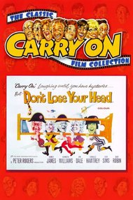 Carry On Don't Lose Your Head