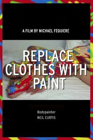 Replace Clothes with Paint