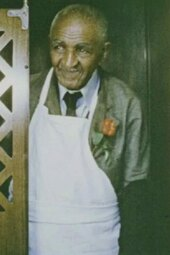 George Washington Carver at Tuskegee Institute