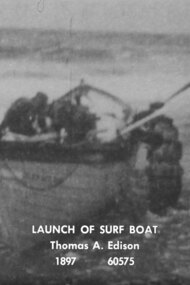 Launch of Surf Boat
