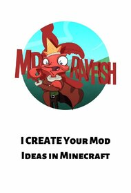 I CREATE Your Mod Ideas in Minecraft